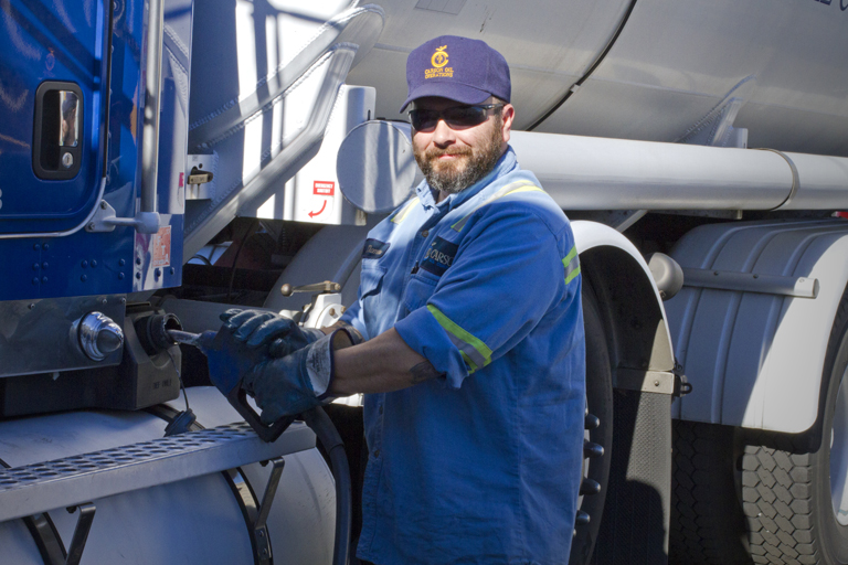 Fleet Fueling for medium to large vehicles