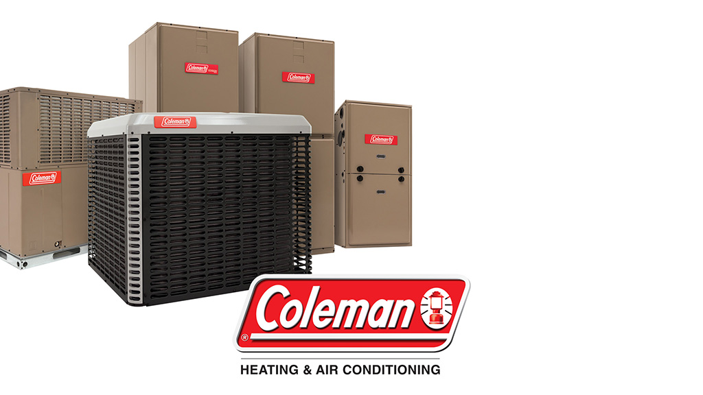 coleman family furance and air conditioner image