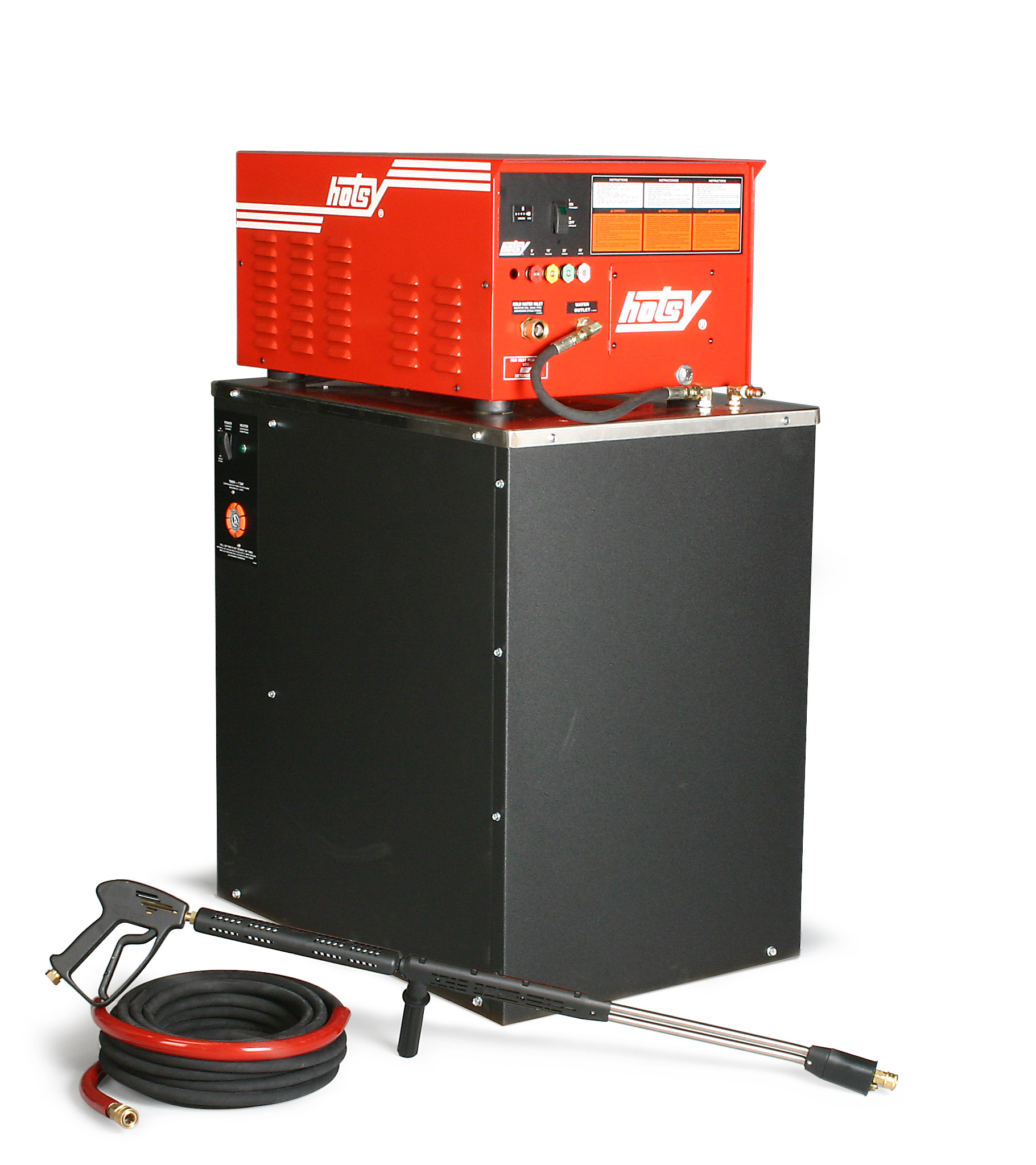 Carson equipment hotsy electric heated electric for Electric motor repair portland oregon