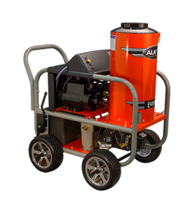 alkota model 420X4 Hot Water Pressure Washers