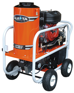 alkota model 3307X4 Hot Water Pressure Washers