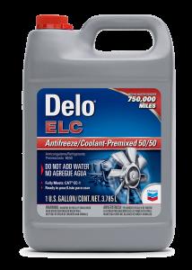 Delo ELC Antifrzeeze Coolant_5050_GHS