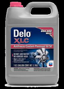 Delo XLC Antifreeze Coolant 5050_GHS