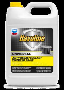 Havoline Universal Antifreeze Coolant_5050
