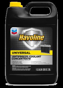 Havoline Universal Antifreeze Coolant_Concentrate