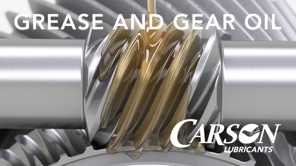 grease and gear oil banner