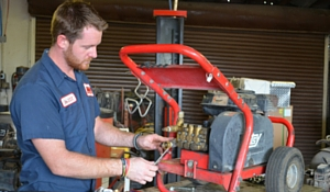 Equipment Service & Repairs