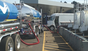 Commercial Fuel Deliveries