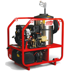 Hotsy Oil Heated Gas Powered 1200 Series Pressure Washer thumbnail