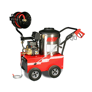 Hotsy 500 Series Pressure Washer - Oil Heated, Electric Powered - Thumbnail