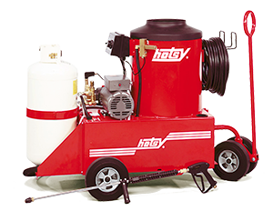 Hotsy 700 series pressure washer thumbnail