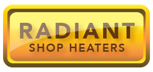 radiant shop heater button