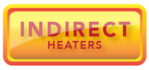 hotsy indirect heater button
