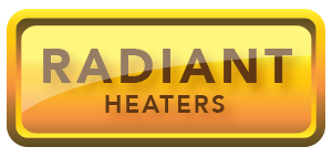 hotsy radiant heater button