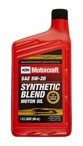 Motorcraft Synthetic Blend PCMO image