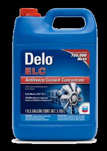 Delo ELC Antifrzeeze Coolant_Concentrate_GHS
