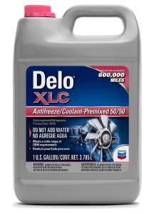 Delo XLC Antifreeze Coolant 5050_GHS