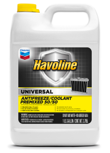 Havoline Universal Antifreeze Coolant_5050