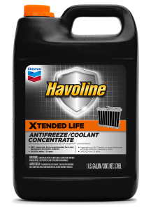 Havoline Xtended Life Antifreeze Coolant_Concentrate