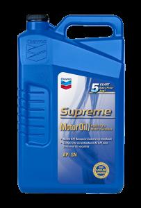 Chevron Supreme PCMO image