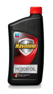 havoline regular motor oil