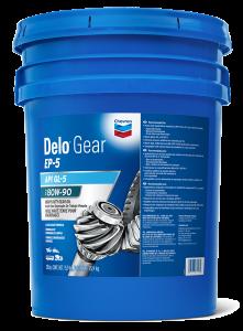 Delo Gear EP-5 80W-90