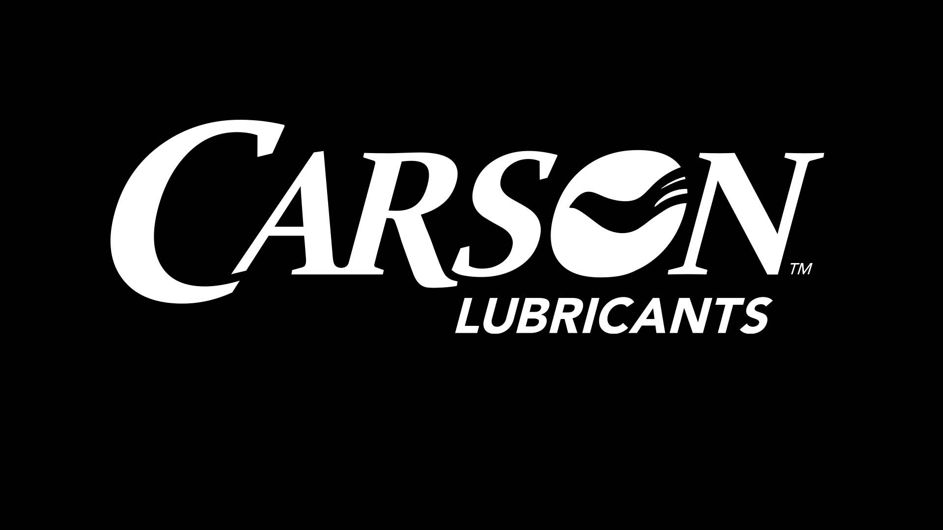 carson lubricants title frame