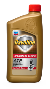 Havoline Global Multi Vehicle Synthetic Blend ATF