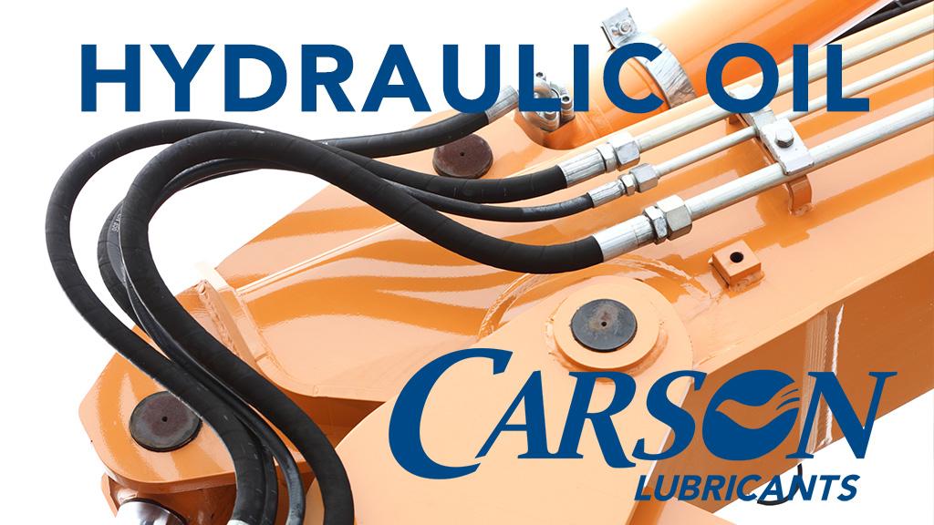 hydraulic oil banner
