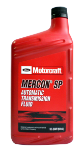 Motorcraft Mercon SP ATF