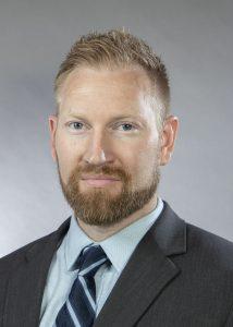 Jason Cahill, Director of Warehouse & Facility Operations at Carson