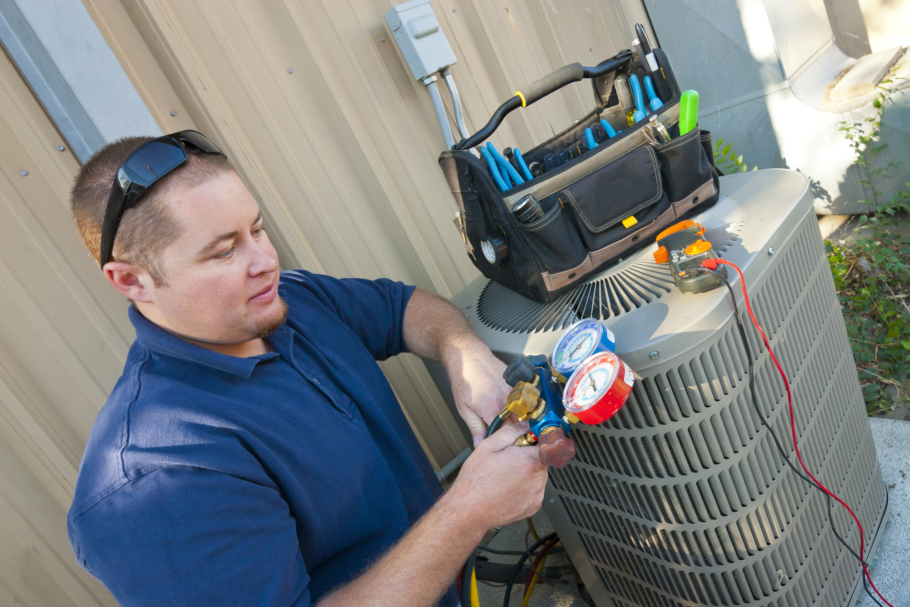 Regular maintenance of your HVAC systems reduces mechanical strain and is normally required to protect manufacturer warranties.