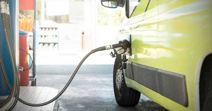 Business owners with fleets find fuel cards offer them control.