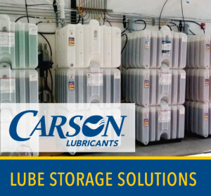 Improve Efficiency, Increase Storage & Reduce Spills w/ Carson Solutions