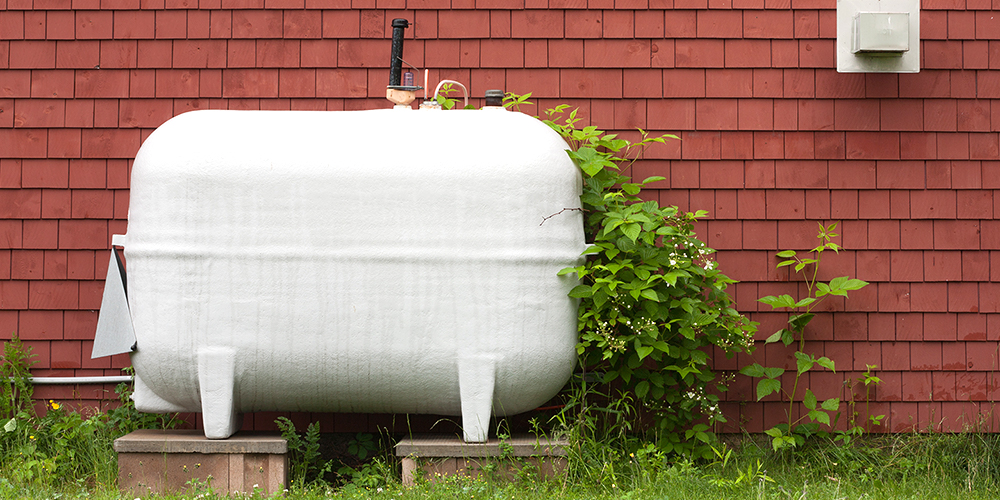 Maintaining your heating oil or propane tank