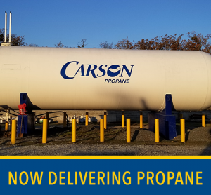 We now offer Propane in Josephine and Jackson counties