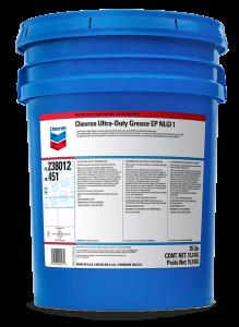 Chevron Ultra Duty Grease EP NLG12